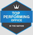 Top Performing Office Award to Mako Consultants Inc - Sales and Marketing Training Dallas