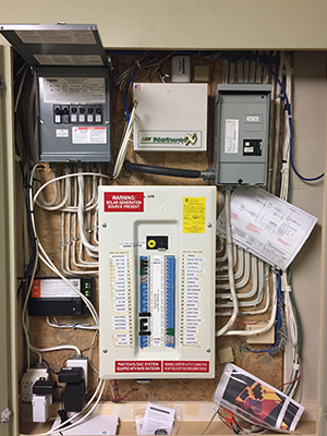 Residential Electrical Work Permit