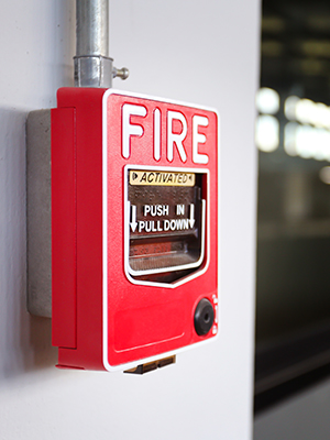Commercial Fire Alarm and Emergency Lighting Services