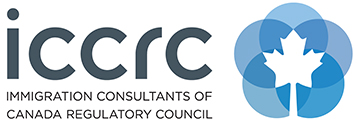 ICCRC Logo - Canadian Immigration Services by MVC Immigration Consulting