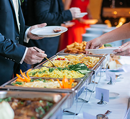 Wedding Catering Services Roswell by Affextionate Cuizine