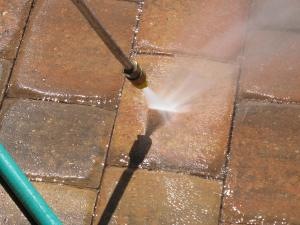 Residential Paver and Cement Cleaning & Sealing