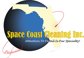 Space Coast Cleaning Inc. Logo