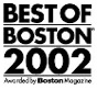 Best of Boston 2002 Award - Duffy Design Group, Inc.