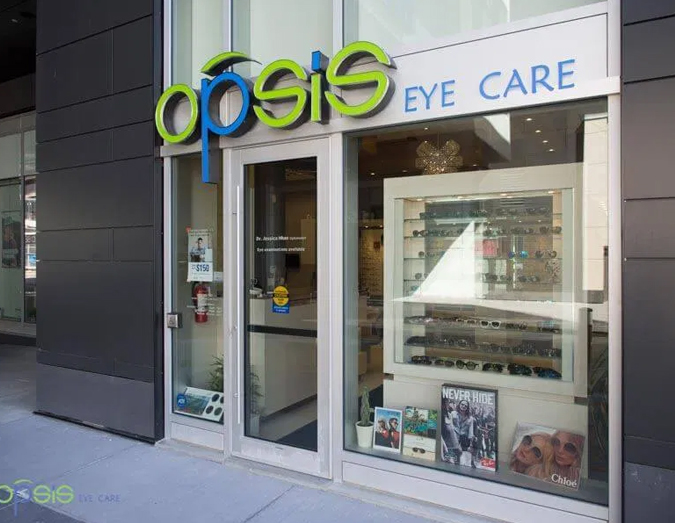 Eye Exam North York