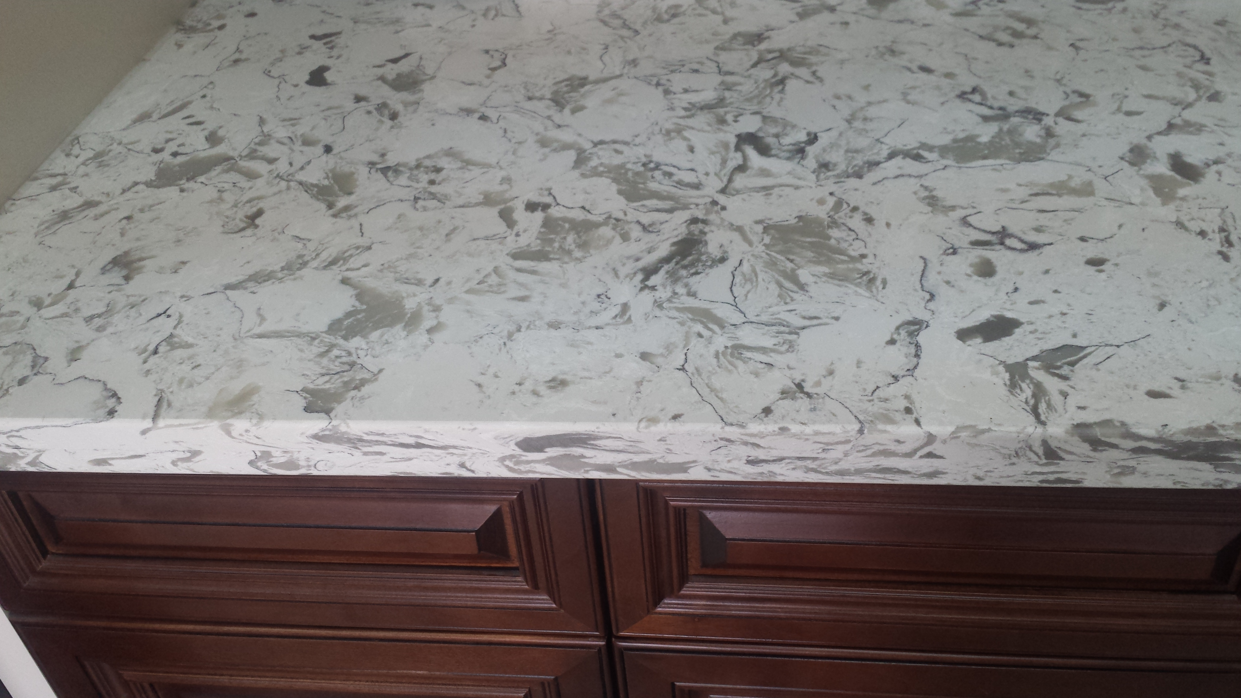 Engineered Stone by AABA Kitchen Cabinets and Countertops - Granite Countertops Scarborough