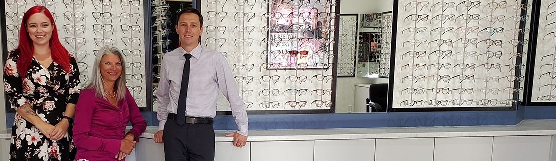 Licensed Optician in St-Pierre-Jolys, MB at St-Pierre Eye Care