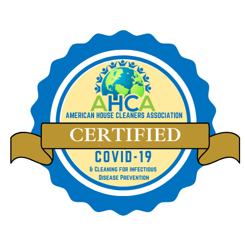 American House Cleaners Association - Covid-19 and Cleaning for Infectious Disease Prevention Certification