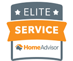 HomeAdvisor Elite Badge - Home Improvement Services