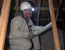 Attic Insulation Installation & Removal Markham