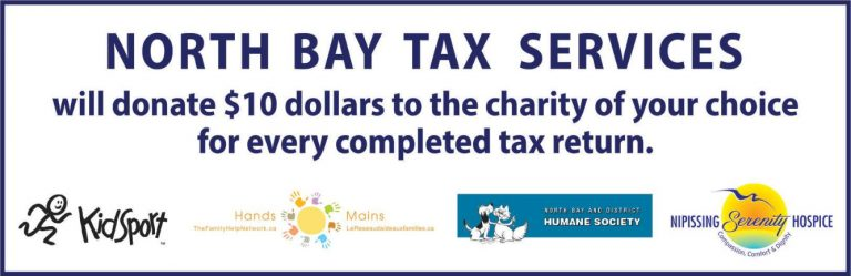 Corporate Tax Returns North Bay