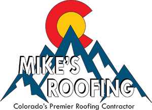Mike's Roofing Logo