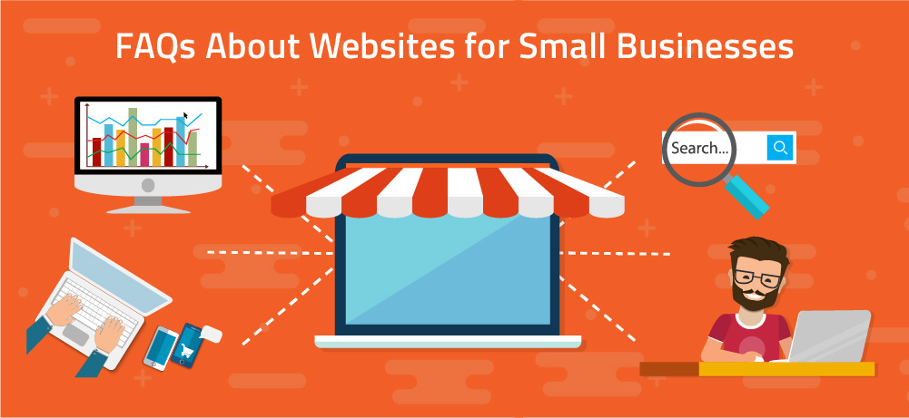 FAQs About Websites for Small Businesses