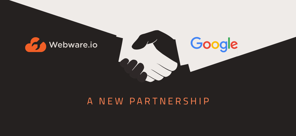 Webware is now a certified Google Partner