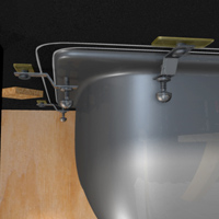 Bfd Rona Products Diy Install Undermount Sink Solid