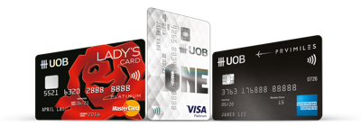 UOB Cardmembers Exclusive Discounts
