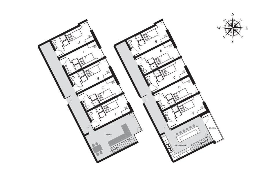 Urbanest St Pancras London Student Housing