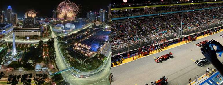 Everything you need to know about the 2019 Singapore Grand Prix – from the hottest parties to the best views!