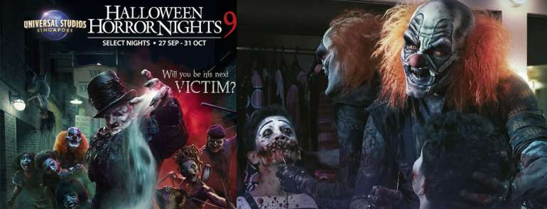 Brand new thrills at Halloween Horror Nights 9 you won't want to miss out on