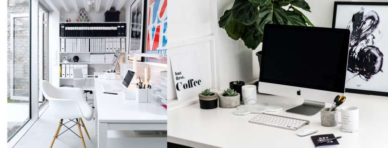 16 easy ways you can perk up your office desk and workspace