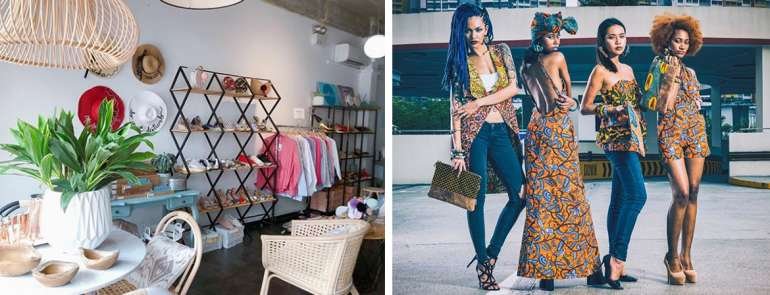 Indie fashion boutiques in Singapore that only hipsters might know of