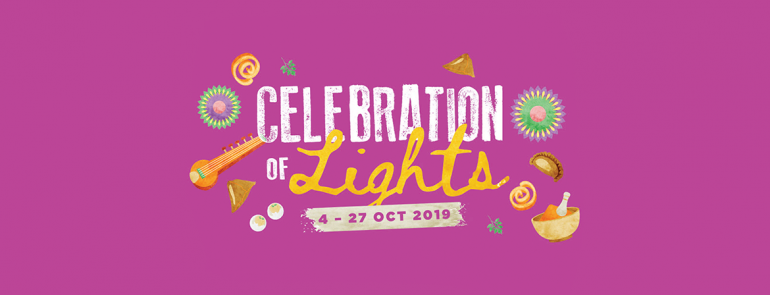 Celebrate the Festival of Lights this Deepavali at AMK Hub!