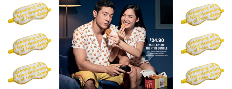 Missed out on McDonald's Loungewear Set? Don't worry, you can still get it!