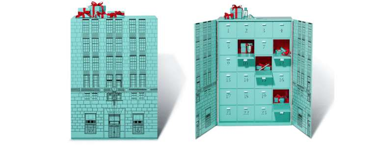 This advent calendar costs USD112,000 and contains 24 pieces of jewelry