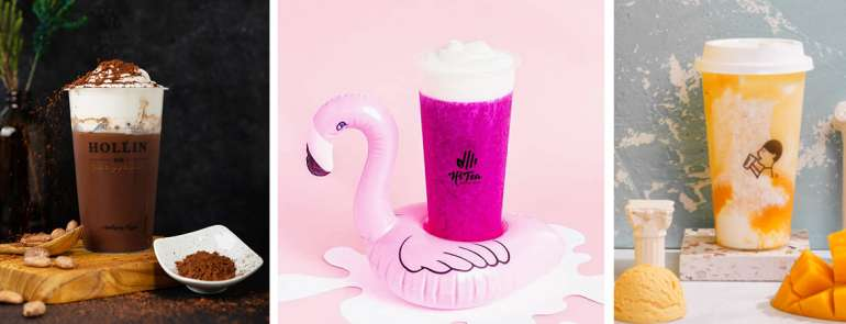 11 underrated bubble tea flavours you don't order but are damn good