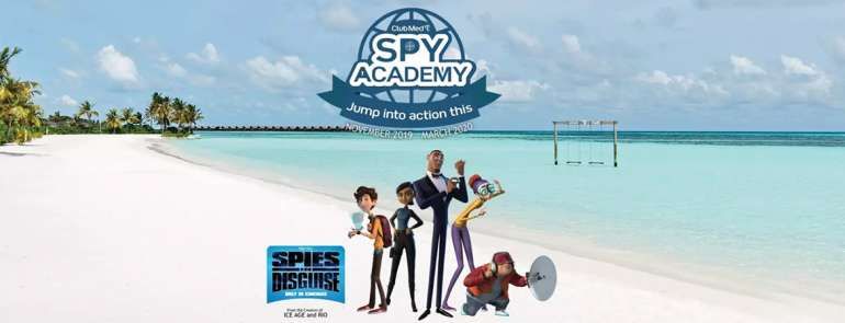 Kids can now live their spy dreams at the newest academy in these holiday resorts!