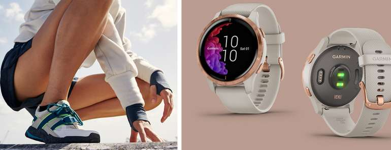 We rounded up the latest fitness wearables to get you in shape for the upcoming holiday season