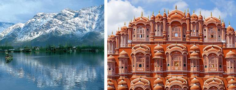 Here's how to explore India in 5 or 10 days – inspired real itineraries by our writer!