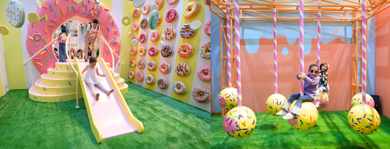 Super Instagrammable interactive pop-up The Dessert Museum is now in Singapore – but only for a limited time
