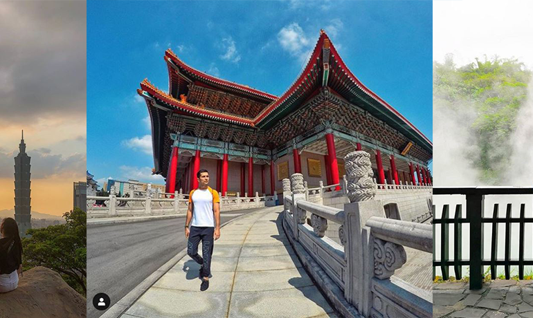 20 most Instagrammable places in and around Taipei you have to add to your itinerary