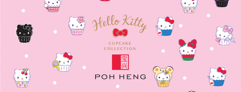 This latest Hello Kitty jewellery collection is so cute, fans will want it ASAP