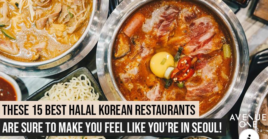 15 Best Halal Korean Restaurants In Singapore Avenue One