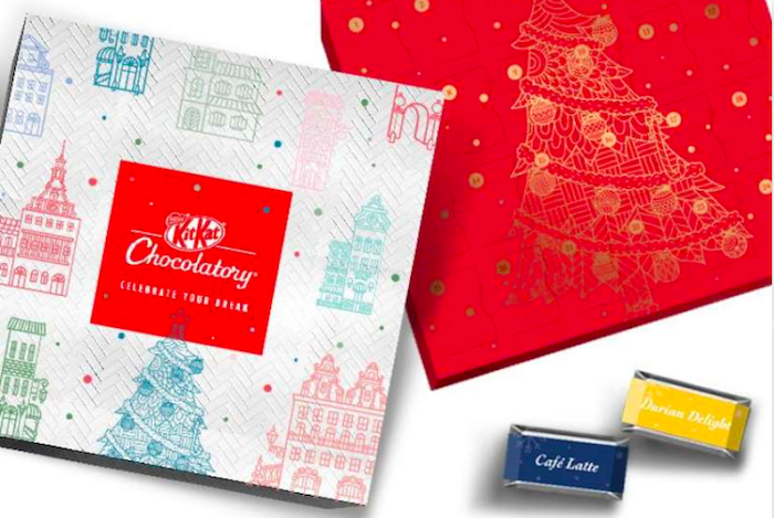 Advent Calendars KitKat