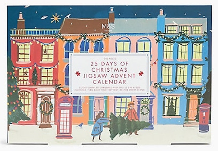 Advent Calendars Marks & Spencer