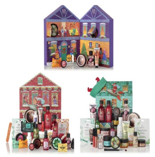 Advent Calendars The Body Shop