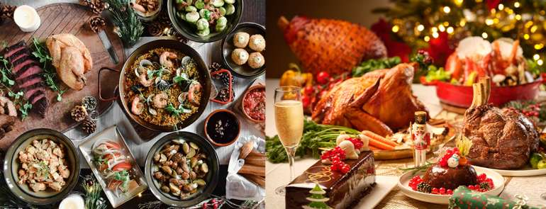 12 best restaurants in town to head to for Christmas feasts with your family and friends