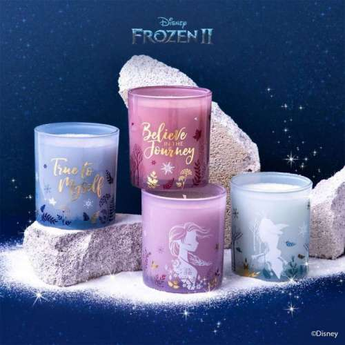 Festive Candles Escentials x Disney