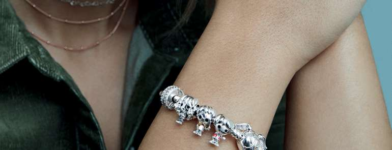 Pandora works with Harry Potter to put iconic symbols in your jewellery and it's magical!