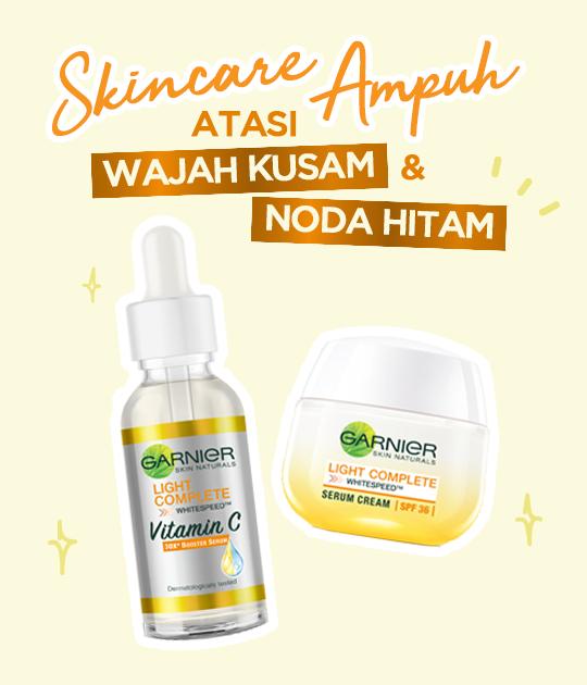 Skincare Terjangkau yang Ampuh Atasi Kulit Kusam dan Noda Hitam