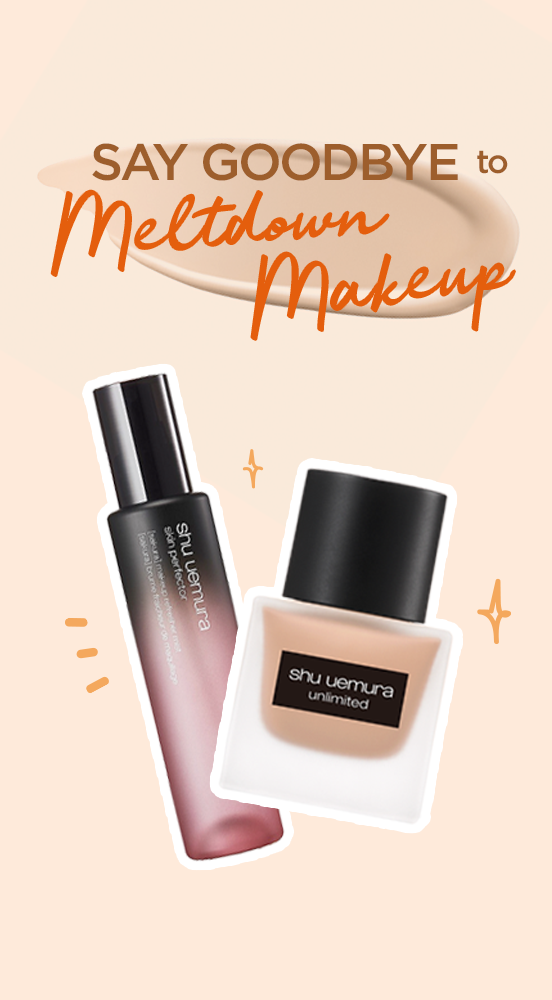 Say Goodbye To Meltdown Makeup
