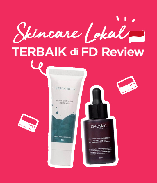 Recommended Local Skincare