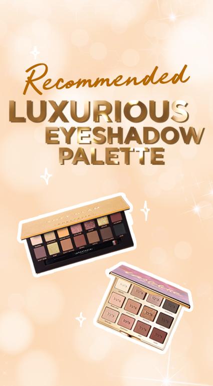 Rekomendasi Eyeshadow Palette Lux