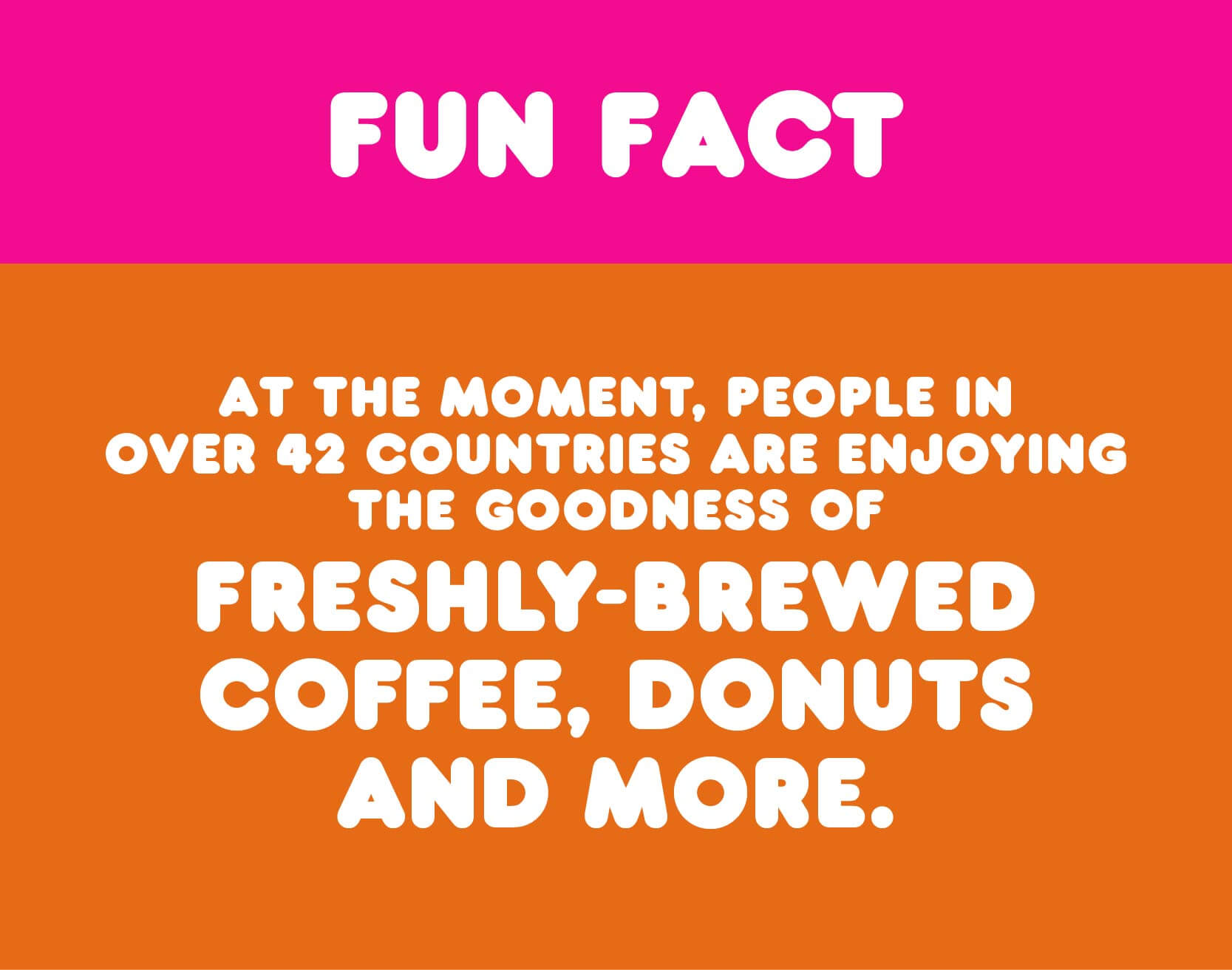 Enjoy Dunkin Donuts, Burger And Cold Coffee From Dunkin India