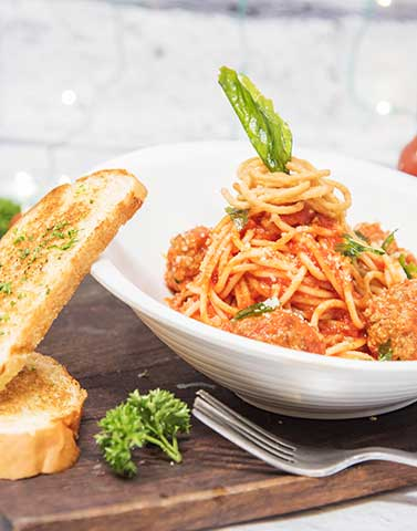 Spaghetti-Meat-Balls