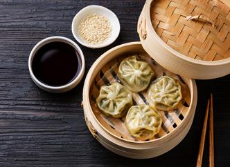 Pandawokk Special Chinese Dim Sum momos