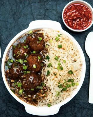 Manchurian Rice in Mumbai Order Online